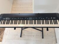 Korg SV1 Vintage Stage Piano 88 Keys. Perfect Condition. Korg Expression Pedal included