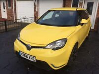 MG3, STYLE LUX 5 door Hatchback, 2016, Manual, 1498.(cc), LOW MILEAGE
