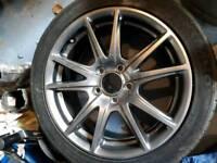 Honda s2000 alloys