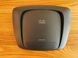 Linksys x2000 modem/router