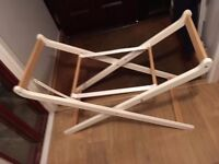 Mothercare Moses Basket Stand Brand New