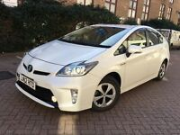 TOYOTA PRIUS 1.8 VVTI = 2012 = HYBRID ELECTRIC = AUTO=PCO UBER = VERY LOW MILEAGE = £11950 ONLY =