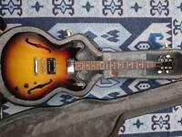 Gibson 335 Studio in ginger burst 2014