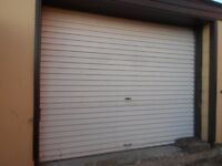 Henderson roller garage door (Series A)