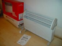 wall heater 2000W can be self standing BRAND NEW in box