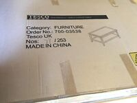 Brand New Coffee Table - Still in packaging