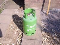 Flogas Propane Patio Gas Bottle. Empty. 11Kgs
