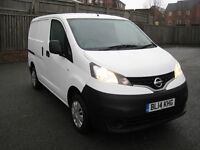 nissan nv200 1500 dci one owner full service history warranty