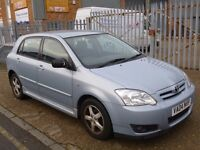 2004 Toyota Corolla 2.0 D-4D T3 5dr★★★DIESEL★★★AIR CONDITIONING★★★FACE-LIFT NEW SHAPE★★★
