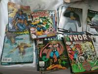 Marvel /DC/ Image Comics & Graphic novels