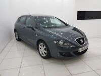SEAT LEON 1.9 TDI STYLANCE 5 DOOR-FULL SERVICE HISTORY-LONG MOT-12 MONTH WARRANTY-£0 DEPOSIT FINANCE