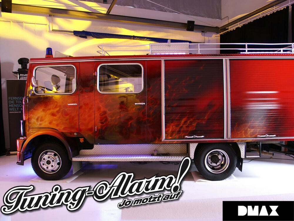 Tuning Alarm by DMAX