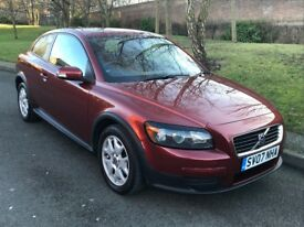 2007 Volvo C30 1.6 S 2dr Petrol Manual Coupe - P/X Welcome