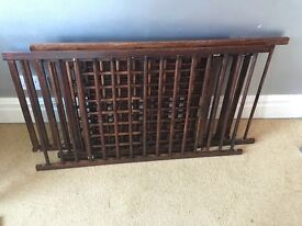 Baby Cot and Mattress - Really clean and neat