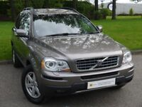 7 SEATER*** Volvo XC90 2.4 D5 Active Geartronic AWD 5dr ***FULL SERVICE HISTORY* FINANCE AVAILABLE