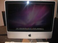 iMac desktop computer - excellent condition, boxed, with upgrades. ***MUST SEE***