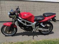 Suzuki SV650 Naked