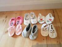 Baby shoes 0-6m