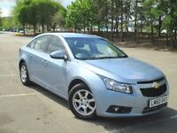 Chevrolet Cruze - 12 month MOT - HPI clear -- Drives like day 1 - any AA/RAC inspections Welcome