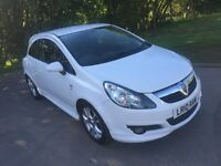 Vauxhall Corsa 1.4 16v SXi 3dr, 1 owner with full service history, excellent condition.