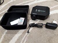 MaxTek LED Projector HDMI / USB / Memory card