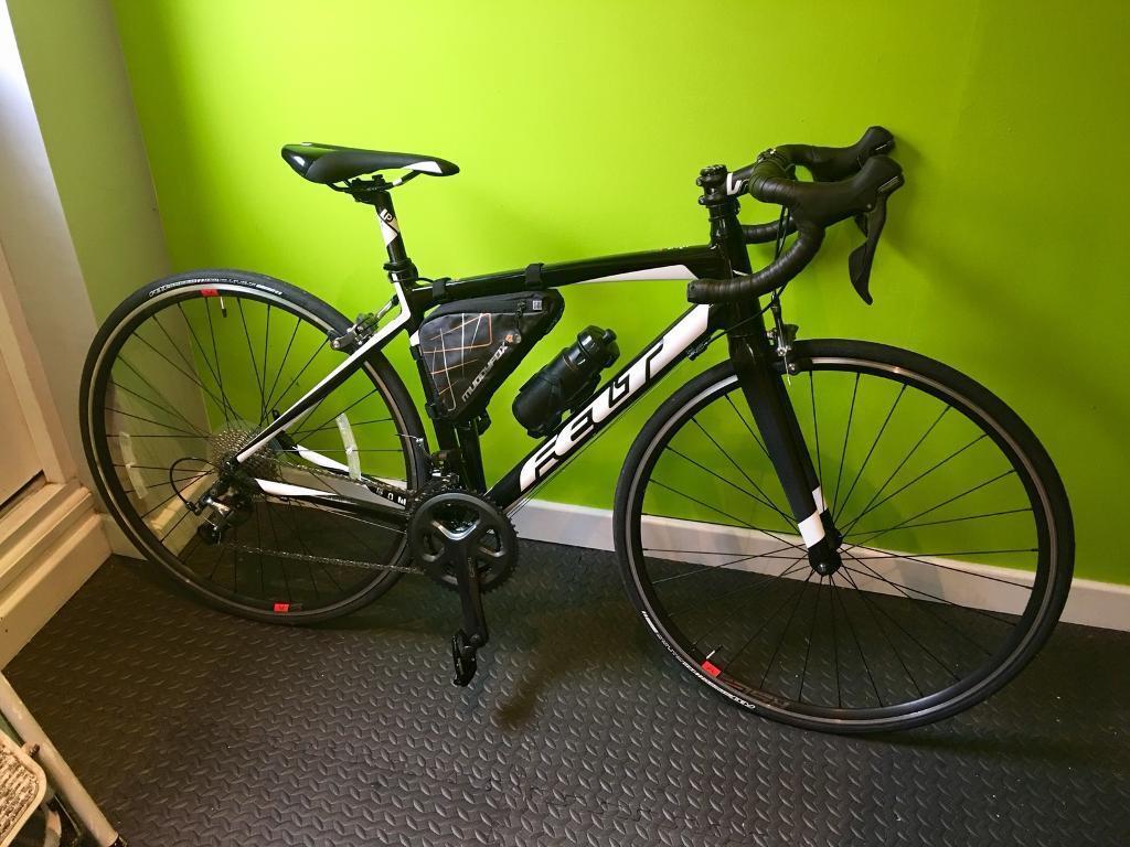 Virtually brand new road bike - Felt