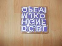 Wilton cake Stamp sets