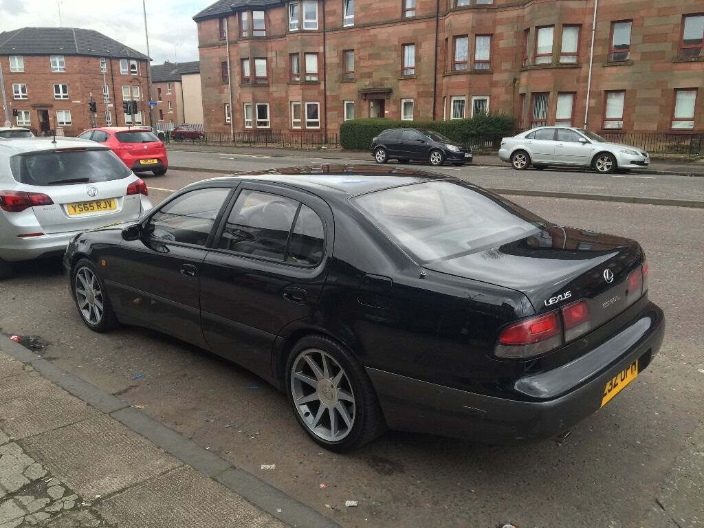 lexus gs300 gs 300 mk1 classic in knightswood glasgow. Black Bedroom Furniture Sets. Home Design Ideas