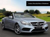 Mercedes-Benz E Class E350 BLUETEC AMG LINE (silver) 2015-06-18