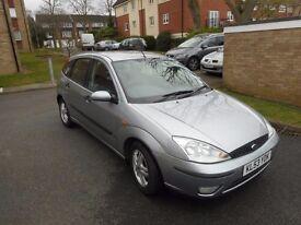 Ford Focus 2003 - 1.6 16v - ** ONLY 76,000 Miles ***