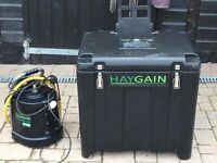 Haygain HG600 Equine Hay Steamer - Perfect for Horses who need soaked hay or who cough