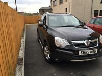 Vauxhall Antara 2.0 Cdti 4x4 only one owner from new!