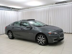 2017 Chevrolet Malibu HURRY!! DON'T MISS OUT!! LT SEDAN w/ HEATE