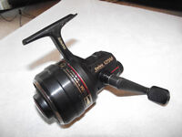 Daiwa 125M Closed Face Fishing Reel with Preston Hardcase Pouch