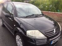 2002 Citroen c3 1.4 5 door hatchback 2018 mot