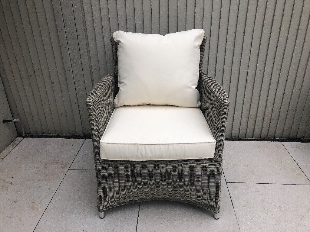 f0a7325915a ... Range On A Stoned Patio Garden Furniture Set From John Lewis Sofa  Armchair Coffee Table In Fulham London Gumtree ...
