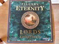 Pillars of Eternity: Lords of the Eastern Reach - Deluxe Edition - board game