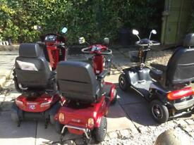 Used Mobility scooter scooters big 8mph road legal from £350