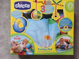 Baby Chicco play mat