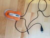Coputer mouse USB, functioning,