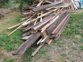 Free!!! Large quantity of wood, all shapes and sizes.
