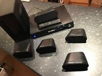 Samsung surround sound Plays dvds USB aux £60