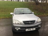 Kia SORENTO 2.5 Diesel Gearbox Automatic 2006 4x4 4WD good condition 1 year MOT