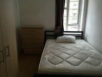 DOUBLE ROOM IN A CLEAN AND CONFORTABLE FLAT IN KENTISH//51L