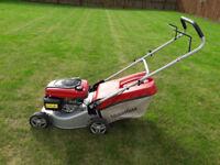 Mountfield HP425 Lawn Mower with Honda GCV160 4 stroke Engine (160cc). Minimal use