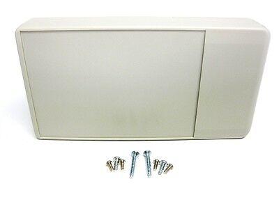 Hammond Manufacturing Rh3055 - Box Enclosure 4.72 X 2.76 X 1.18 Gray - New