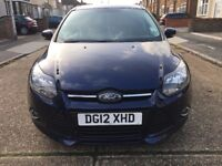 FORD FOCUS ECONETIC 1.6 TDI DIESEL, MANUAL 2012, FULL SERVICE HISTORY, MINT CONDITION, LADY OWNER