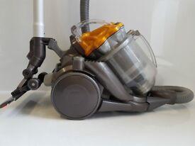 dyson dc19 bagless cylinder 12 months warranty
