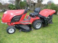 Countax k18/50 Ride on Mower, Kawasaki 18HP Engine, 50 inch Deck, with sweeper