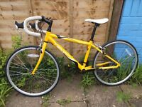 Boys 7-speed racing cycle, good condition bike, to suit 8-10 year old boy's. Good first bicycle